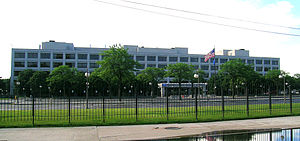Henry Ford Hospital - The headquarters of the Henry Ford Health System, in June 2008.