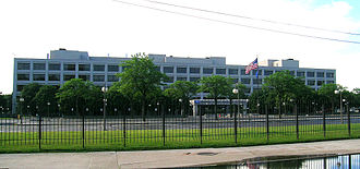 Henry Ford Health System - The headquarters of the Henry Ford Health System, in June 2008.