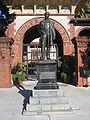 Henry M. Flagler statue (Flagler College) 001.jpg