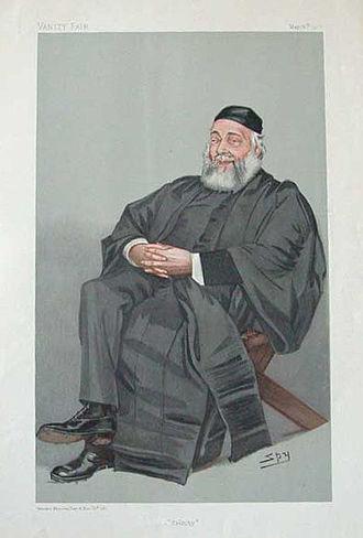 Montagu Butler - Image: Henry Montagu Butler, Vanity Fair, 1903 05 28