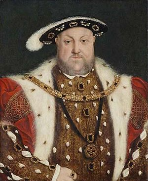 Portrait of Henry VIII - Image: Henry VIII Art Gallery of Ontario