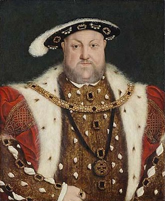 Portrait of Henry VIII - Image: Henry VIII Art Gallery of Ontario