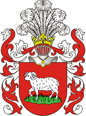 Junosza coat of arms - Image: Herb Junosza