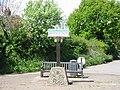 Hickling Village Sign - geograph.org.uk - 126803.jpg