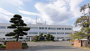 Higashimatsushima - Higashi-Matsushima City Hall