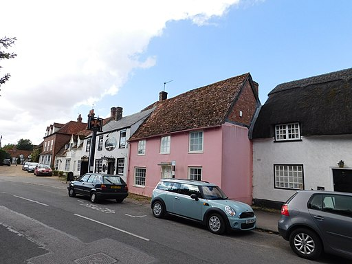 High Street, Dorchester-on-Thames-24943141904