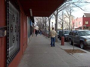 Highland, Denver - Image: Highland 002