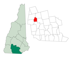 Bennington nh zip code