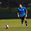 Hiroki Morisaki Training 2014.jpg