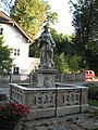 Hl. Johannes Nepomuk St. Jakob am Thurn.JPG