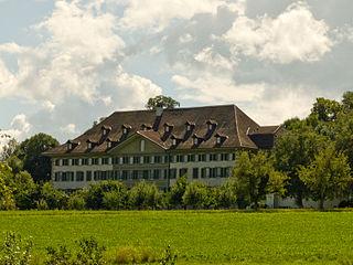 Hofwil human settlement