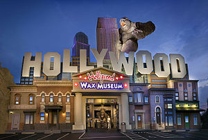 Hollywood Wax Museum Myrtle Beach - Image: Hollywood Wax Museum Branson MO