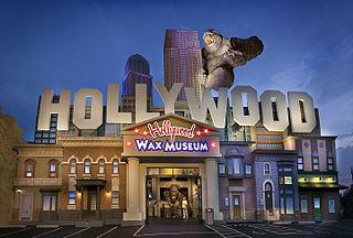 Hollywood Wax Museum Branson Wax museum in Branson, Missouri