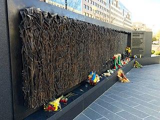 Holodomor Genocide Memorial