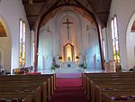 Holy Cross Church interior (Garrett Park, Maryland).JPG