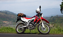 Honda CRF series - Wikipedia