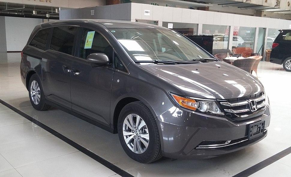 Honda Odyssey (North America) - Howling Pixel