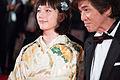 "Honda Tsubasa & Sato Koichi ""Terminal"" at Opening Ceremony of the 28th Tokyo International Film Festival (22270097519).jpg"