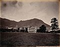 Hong Kong; the Parade Ground, City Hall and Cathedral. Photo Wellcome V0037350.jpg