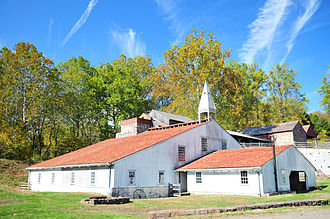 Hopewell Furnace National Historic Site - Image: Hopewell Furnace