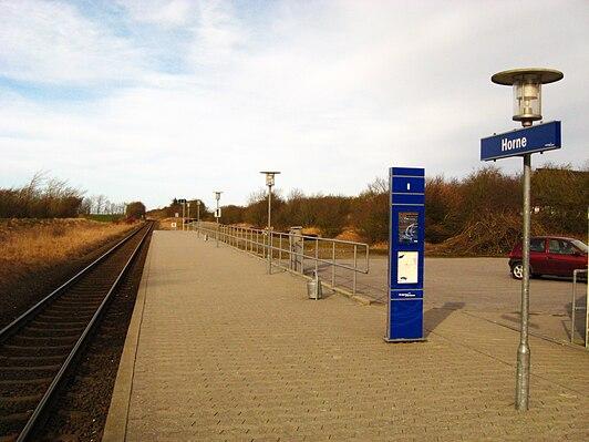 Horne station