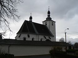 Saint Linhart Church