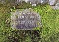 Horse's grave, detail - geograph.org.uk - 845199.jpg