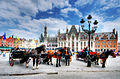 Horses and carriages in Bruges (2532056330).jpg