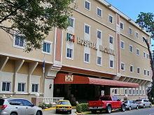 Clinica hospital nacional radiologia