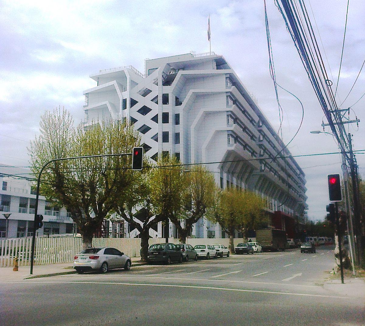 Hospital Regional De Talca Wikipedia La Enciclopedia Libre