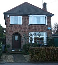 House in Kettering where JL Carr established the Quince Tree Press.jpg