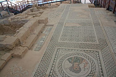 House of Eustolios mosaic 2010 2.jpg