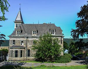 Hudson River Museum - Glenview Mansion