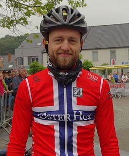 Tormod Hausken Jacobsen Norwegian bicycle racer