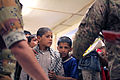 Humanitarian aid at an Egyptian hospital on Bagram Air Field 130827-A-YW808-012.jpg