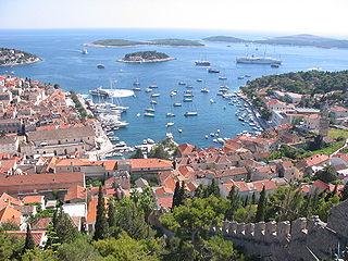 Hvar (city) Town in Split-Dalmatia, Croatia