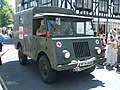 Hythe Festival - 1963 MOWAG (4X4) Military Ambulance - geograph.org.uk - 2295140.jpg