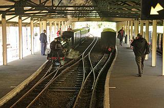 Hythe railway station (Romney, Hythe and Dymchurch Railway)