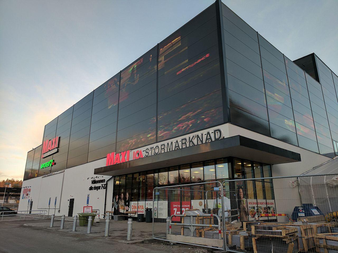 Ica Supermarket butik