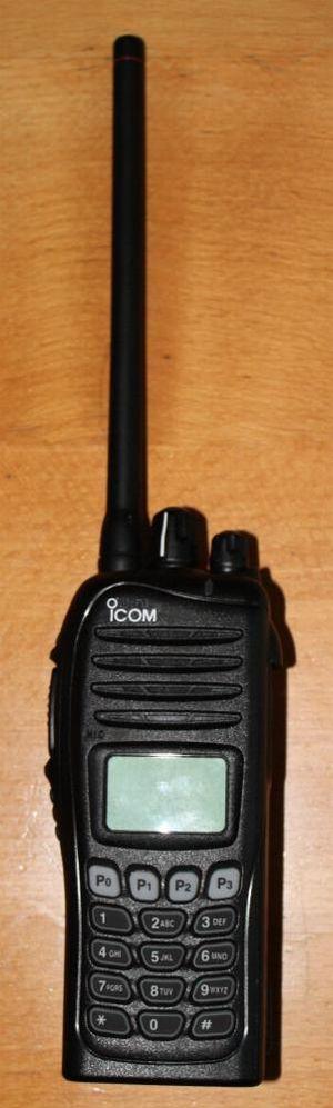 NXDN - IDAS Radio IC-F3162DT