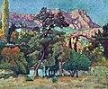 ILYA IVANOVICH MASHKOV (1881-1944). Alupka. Park of Leisure.jpg