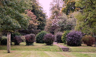 Summerhill, County Meath - The village park