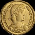 INC-3035-a Солид. Валентиниан I. Ок. 367—375 гг. (аверс).png