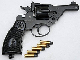Ordnance Factories Board - .32 Revolver