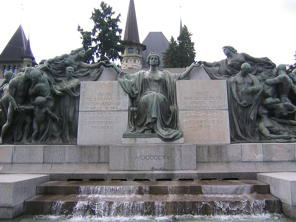 ITU monument, Bern
