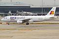 Iberia (Oneworld livery), EC-IZR, Airbus A320-214 (16430900856).jpg