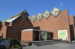 Ichinomiya City Memorial Art Museum of Setsuko Migishi ac.jpg
