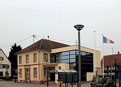 Ichtratzheim, Mairie.jpg