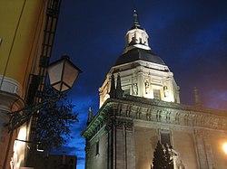 PROPUESTAS DE RULADA DE LA COMUNIDAD DE MADRID - DOMINGO 8 DE MARZO 250px-Iglesia_de_San_Andr%C3%A9s_%28Madrid%29_03