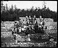 Igorrote and Inuit Group at Igorrote Village, Alaska-Yukon-Pacific Exposition, Seattle, 1909 (MOHAI 4196).jpg